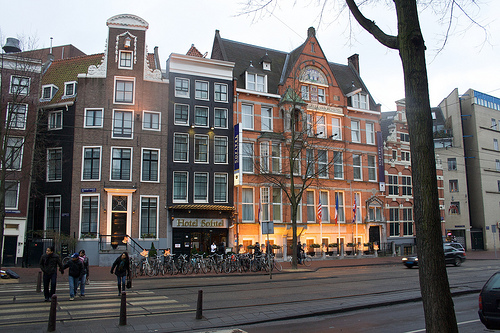 Option trading amsterdam