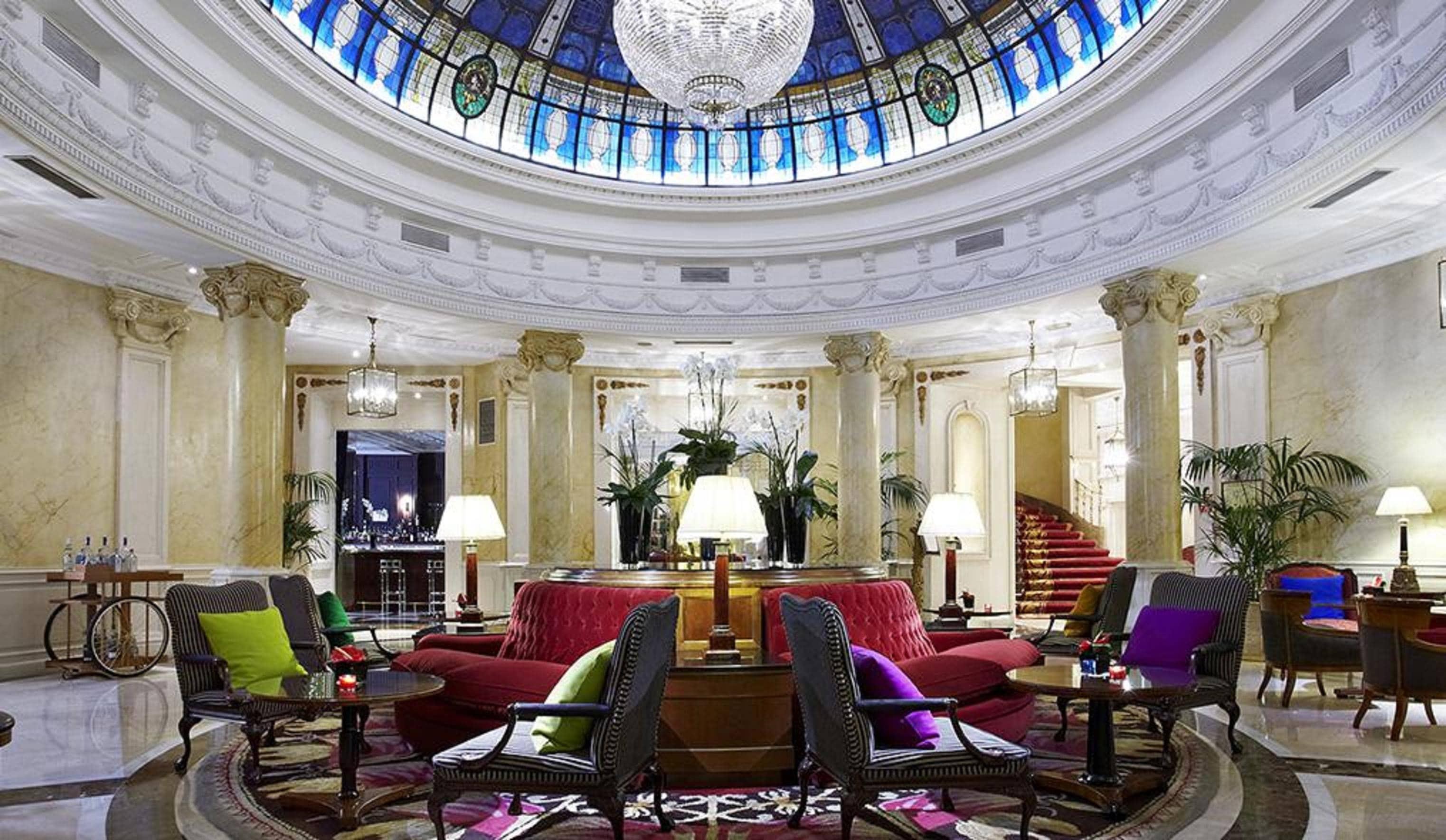 More celebs the best hotels for celebrity spotting for Gran melia hotel