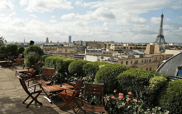 Hotel Raphael, Paris