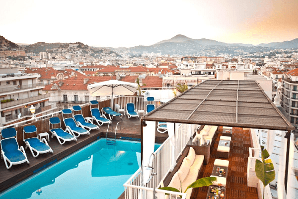 Hotel Splendid Nice