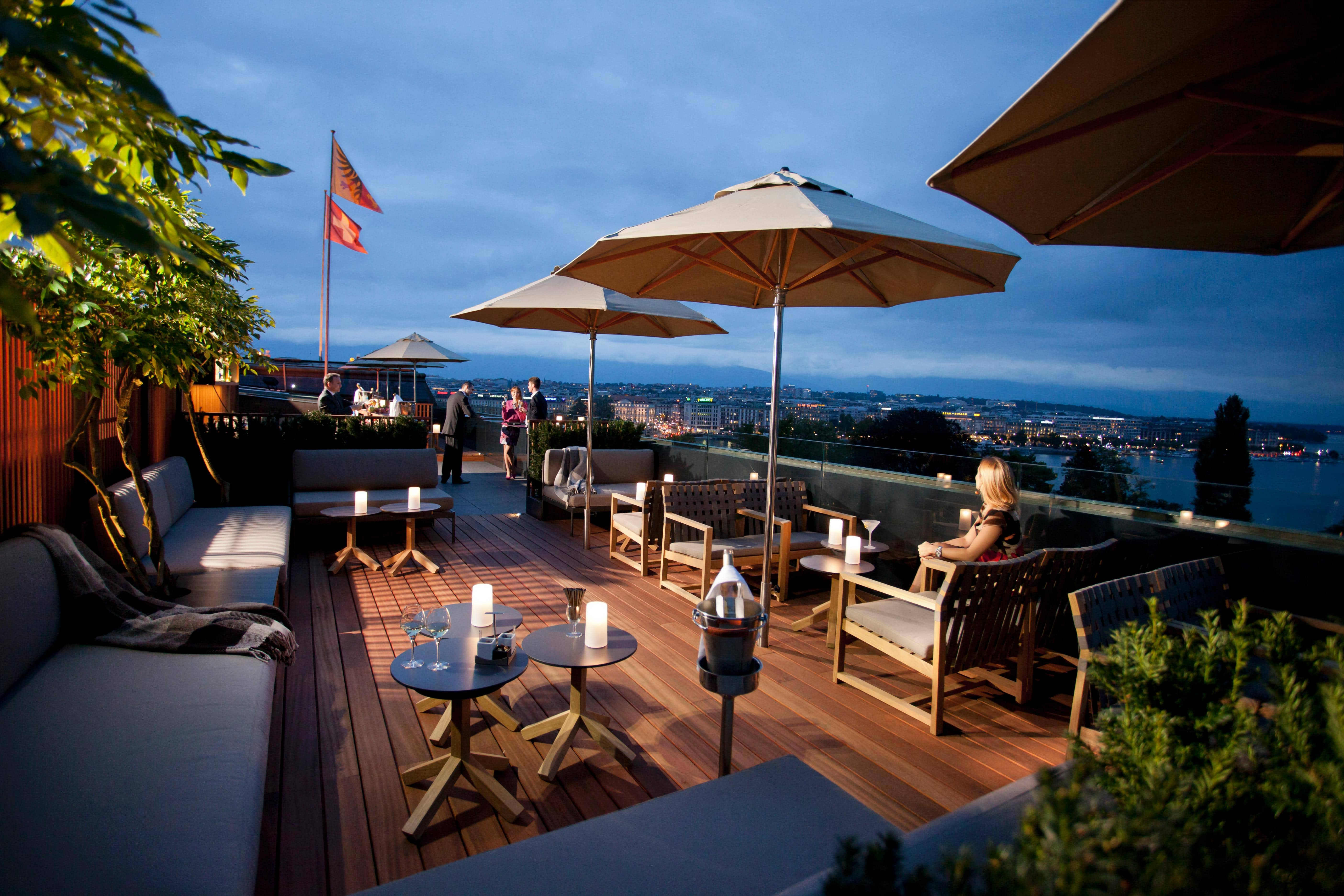 More Sky High Europe S Coolest Rooftop Bars Ebookers