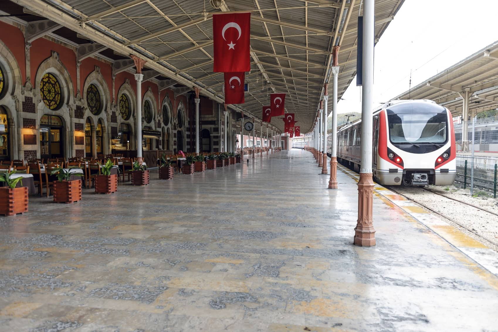 The Most Popular Train Travel In Turkey