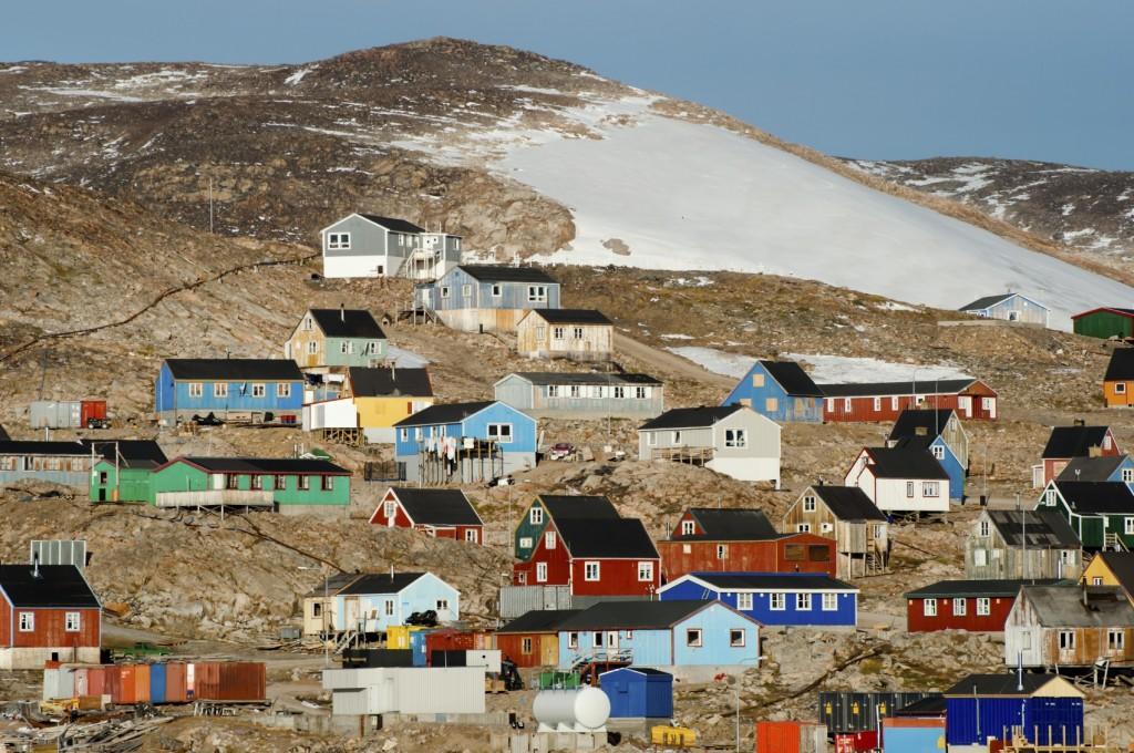 Ittoqqortoormiit Village
