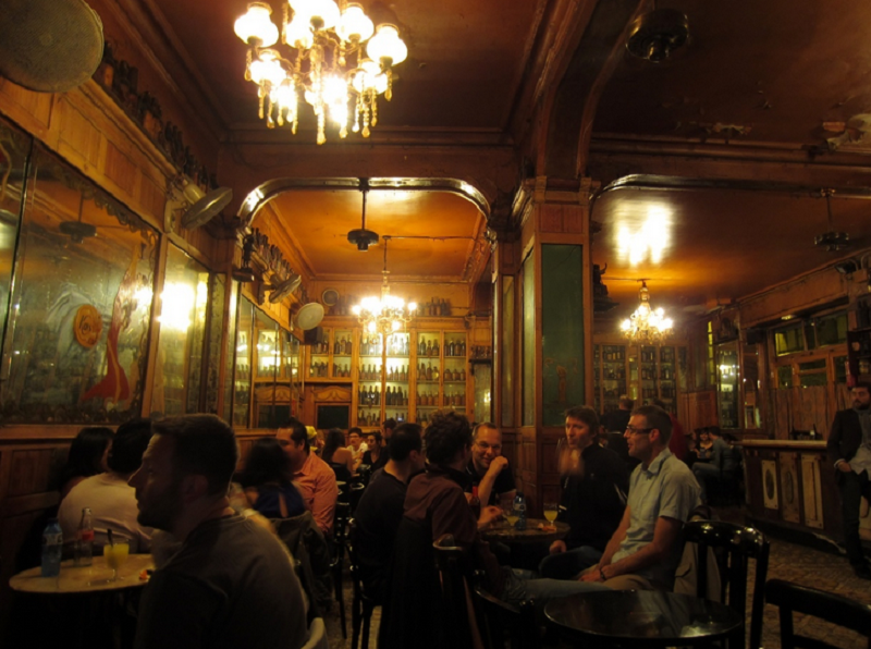 Bar Marseilla