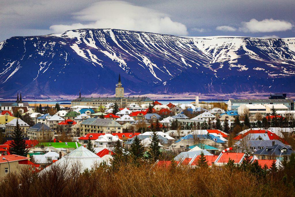 Reykjavik, Iceland's Capital City